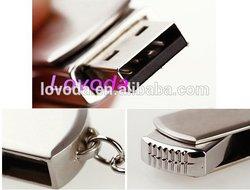 wholesale promotional gift custom metal swivel 1tb usb flash drive/4tb usb flash drive/usb flash drive no housing LFN-312