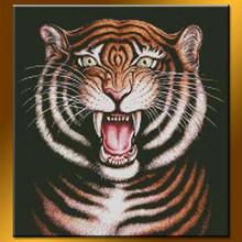 Newest design decorative animal painted canvas