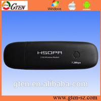 Plug play sim card wireless unlock 3g dongle huawei e230