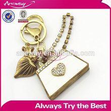 Aneway Jewelry Crystal Crystal Bag Charm For Handbags