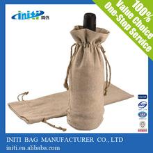 Wine Bottle Canvas Drawstring Bag / Alibaba Online Shopping Wine Bottle Canvas Drawstring Bag