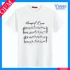 Custom Slim Fit T-Shirt For Men Wholesale T Shirt Clothing