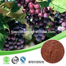 natural proanthocyanidins /grape seed p.e. proanthocyanidins / proanthocyanidins 25%