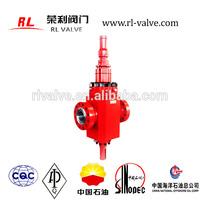 API6A Serial Petroleum Equipment Oil Gas Valves