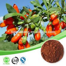 goji berry extract polysaccharides /organic goji extract powder / natural goji berry extract powder