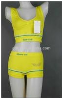 2014 new arrival sex bf bra panty set