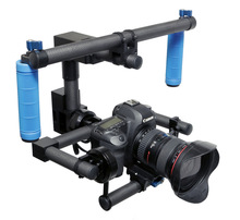 G-Stabilizer 2 Axis Brushless Camera Gimbal Video Stabilizer dslr gimbal