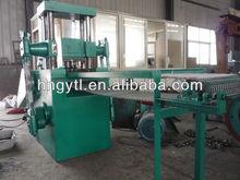 low consumption coal/charcoal briquettes making machine