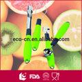 وأدوات الفاكهة مجموعة، 4 قطع، tcitrus مقشرة، أخذ العينات الجوفية، البطيخ ملعقة/ بالر، العضويةالأفوكادو/ الكيوي القطاعة