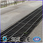 High quality ductile cast iron rain water grates foundry