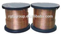 Split air conditioner copper pipe / tube & thin wall copper pipe
