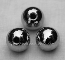 Various types of and with hole stainless steel balls