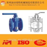 API599 Lubricated Sealing Plug Valve Class 150-600