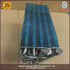 Marine Heat Exchanger with tube and Cooper fin free drawing