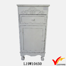 luckywind french door drawer girls white wood bedroom furniture