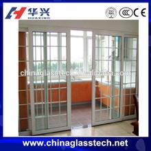 Residential Interior Aluminum Sliding Balcony Door