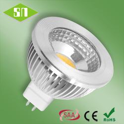 ETL SAA CE ROHS listed MR16 5W Internal LED Drivers warm 3000k