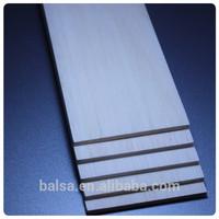 low density balsa wood