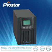 220v 1kva line interactive ups power supply 800w