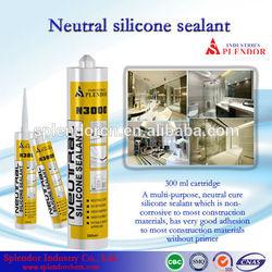 granite polymer Silicone Sealant/ rebar adhesive silicone sealant supplier/ marble silicone sealant