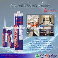 granite polymer Silicone Sealant/ rebar adhesive silicone sealant supplier/ silicone pouring sealant