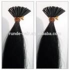 Human hair Prebonded U tip /stick hair 100% Pemy on sale