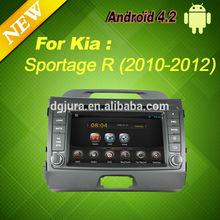 Kia Sportage android car stereo