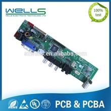 chian shenzhen fr4 pcb maker electronic parts eletronic components