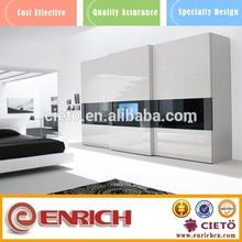 hot salling kitchen in USA modern pvc bedroom wall wardrobe design