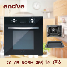 New arrival elegent red microwave oven