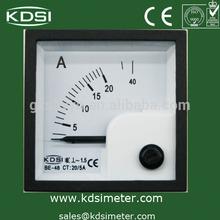 48*48 taiwan technolog analog meter amp