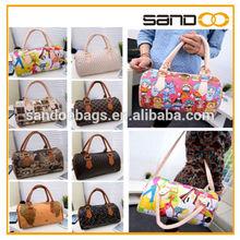 Womens leather satchel shoulder messenger bag tote bag,hand bag