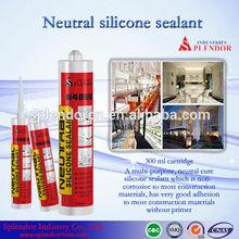 granite polymer Silicone Sealant/ rebar adhesive silicone sealant supplier/ fish tank silicone sealant