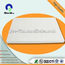 white pvc foam sheet / pvc sheet white thickness 5mm