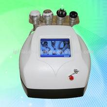 Newest design bottom price rf vacuum ultrasonic and cavitation slimming machine