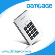 Datage 1.8&2.5inch SATA to m-SATA HDD enclosure