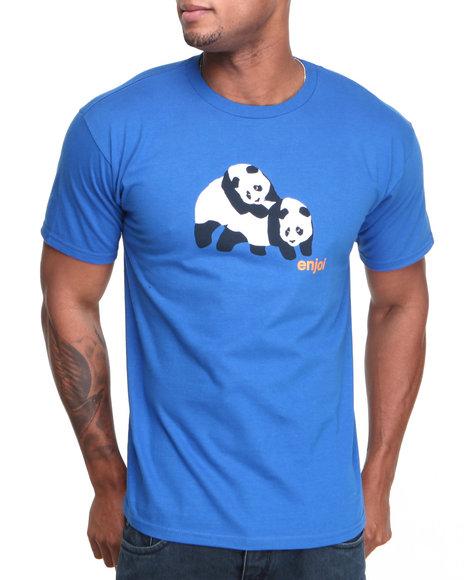 animal print shirts with piggyback pandas