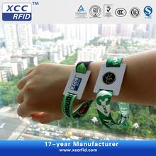 NTAG203 NFC Tag NFC Tag for woven NFC Wristband