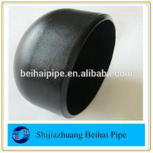 Carbon steel 6 inch galvanized pipe cap