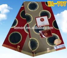 High quality veritable real wax fabric,batik fabrics, super wax fabric for party
