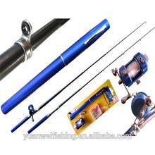 Mini Pocket Aluminum Alloy Pen Fishing Rod