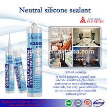 granite polymer Silicone Sealant/ rebar adhesive silicone sealant supplier/ high modulus silicone sealant