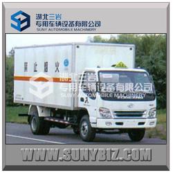 19M3 2TON 3TON FOTON blasting equipment truck for sale