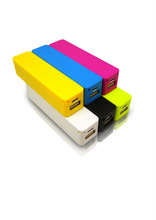 The cheapest universal 2600mah capacity portable power bank for smartphone