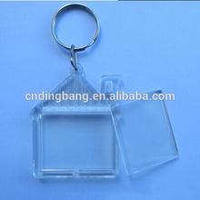 acrylic photo blank acrylic keyring