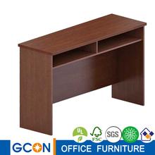 Office School Rectangular Desk w Drawer Unit