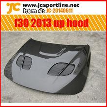 GTR style car engine hoods for BMW f30 2013 up Carbon fiber