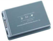 "High quality wholesale replacement notebook battery for Apple PowerBook G4 15"" A1045 A1078 A1148"