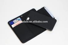 2in1 wallet flip leather super megnatic Litchi grain case for Iphone5/5s/4/4s