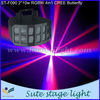 2*10W CREE butterfly derby led club lights